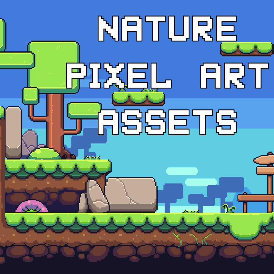 New Pixel Art Stuff Black Spire Studio